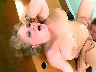 large breasted chunky blond mother id like to fuck