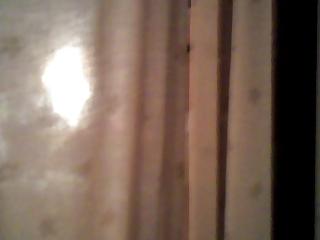 window peep on wife