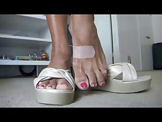 my exs coarse hawt feet 11