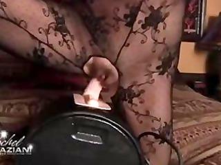 rachel aziani has a wild orgasm thanks to the