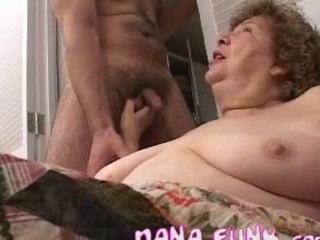 hawt granny engulfing juvenile white jock