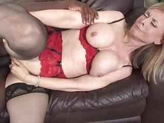 breasty milf nina hartley fucked by black pecker