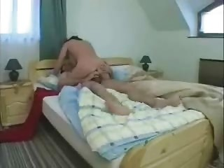 aged redhead fucked anal