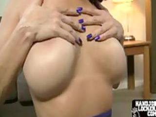 pierced nipples mother i handles penis
