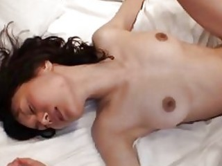 mature oriental likes to engulf and fuck