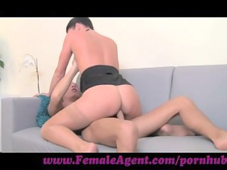femaleagent. milf with outstanding cowgirl skills