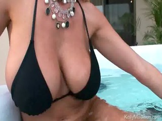 breasty wife having enjoyment with the hubby on