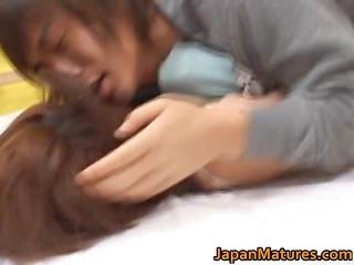 kaori nanba japanese mature chick acquires part10