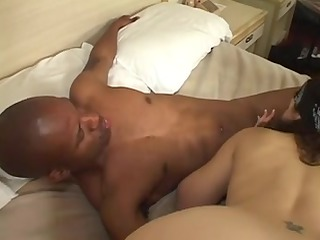 lalin beauty milfs receives team-fucked by bbc