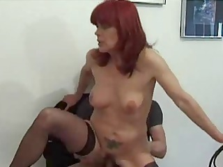 for experts only 2..redhead older love anal
