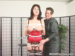 servitude game where brunette busty mother i