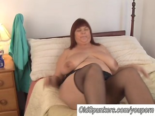 charming breasty d like to fuck in stockings