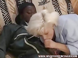 pierced french d like to fuck taking dark cock in