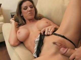 hot blond milf knows what she wants large dick!