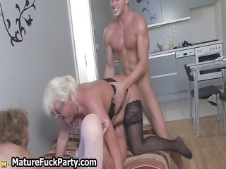 older horny housewifes engulfing part3