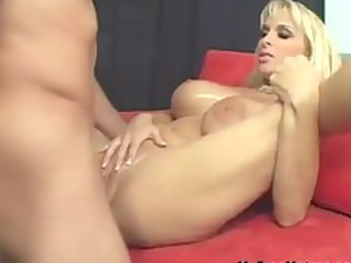 holly halston and her biggest hooters are hunted