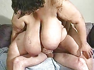 aged big beautiful woman has actually big milk