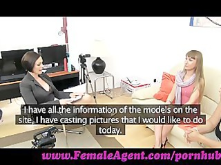 femaleagent. sex roulette
