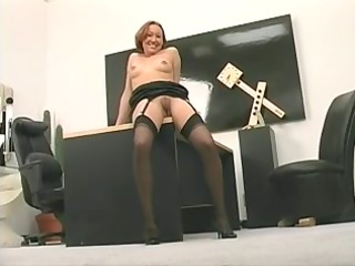 biggest sex toy bonks hot aged woman unfathomable