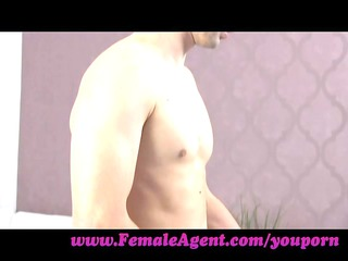 femaleagent. recent d like to fuck agent likes it