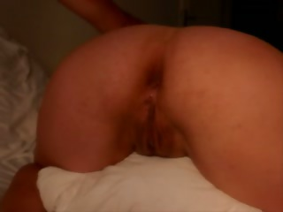 dilettante anal sex-hot asshole of my wife