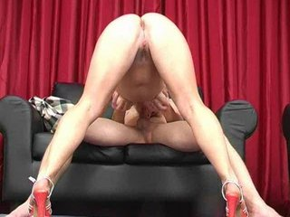 sexy booty milf blows new pecker