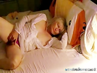99 years eveline cumming in bedroom