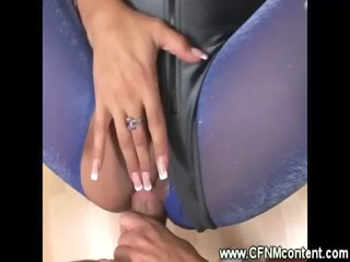 cfnm milfs engulf and fuck his hard weenie