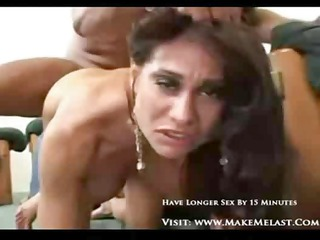 sheila marie latin babe mama barely fits in power