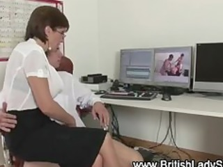 british older slut lady sonia cook jerking