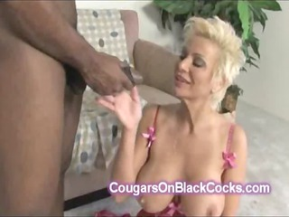 dark stud goes coarse with horny white stacked