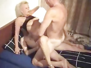 from 1hotdamn - mature lady double-penetrated