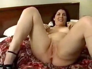 older wife get her creampie with 2 strangers