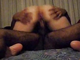 riding the wife until she cums