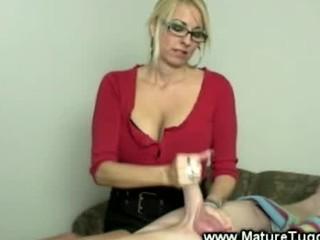bold mother i enjoys tugging ramrod