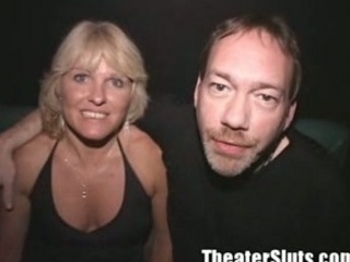 d like to fuck gang group-fucked in porn theater