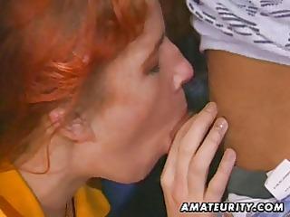redhead amateur d like to fuck sucks and bonks