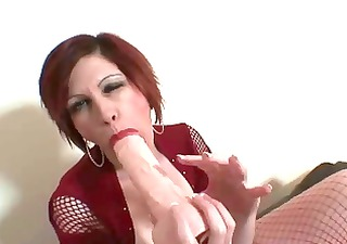 trudy stephens - large tits, big sextoy
