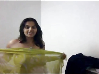 indian d like to fuck does a little disrobe tease