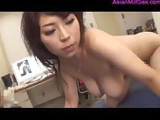 breasty milf engulfing dicks getting her