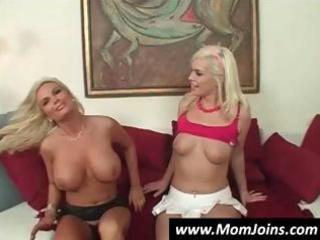 hot teen blond and mother i acquire their