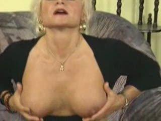 pierced granny
