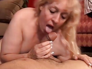 large nice-looking mature blond t live without to