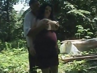 excited wifes fucked in the forest