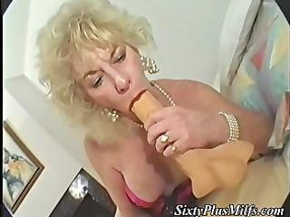 full natural real naughty grandma