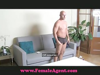femaleagent large schlong casting