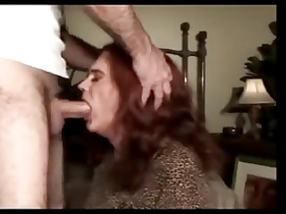 older and experienced transvestite drilled in the