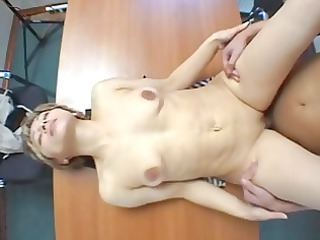 the dream : small empty saggy tits 32