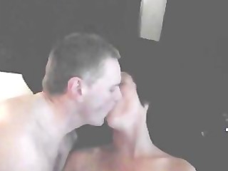 so fucking hot! spouse licks other mans spunk