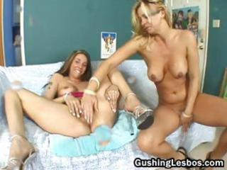 aged with legal age teenager lesbian double fuck